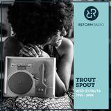 Trout Spout 1st June 2016