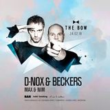 D-Nox & Beckers at The Bow in Buenos Aires Dj Mix (3 hrs)