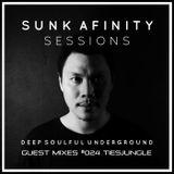 Sunk Afinity Sessions Guest Mixes #024 TJ Tiesjungle