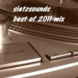 sietzsounds Best Of 2011 mix