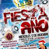 DJ Noey Kwan - La Ultima Fiesta de 2012 - Mexico (Tribal Electro Set)