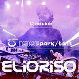 ELIO RISO  . DJ SET . Mandarine Park . Buenos Aires . Argentina