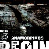 Recin - Anamorphics live on jungletrain.net 2012 05 08