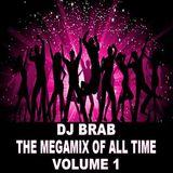 DJ Brab - The Megamix Of All Time Vol 1 (Section DJ Brab)