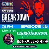 DI.FM - Episode #6 - Breakdown With Huda - Guest Mix by G$Montana & Neuroziz