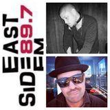 Vinyl Frontier Eastside Radio - DJ CMAN joins DJ JöN