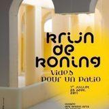 RdA n°41 - 28/07/11 - Blandine Chavanne, directrice Musée Beaux Arts Nantes (Expo Krijn De Koning)