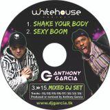 DJ Anthony Garcia - Promo CD #02