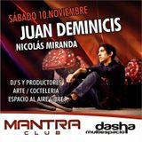 Mantra Club Podcast #2 - Juan Deminicis