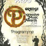 Prog Rock Radio Show Preston FM 17th Sept 2014