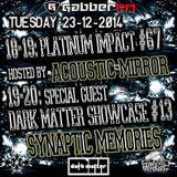 The Antemyst - Platinum Impact 67 (Gabber.fm) 23-12-2014
