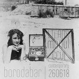 "LTJ ANS - contemporary.modul CCV / 19.06.18 at borodabar: ""Different Trains"" special mix"
