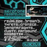 NU - DANCE : Promo Mix, DJ Cronicz ( Serotone Recordings )