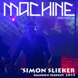 MACHINE 22 :: SIMON SLIEKER