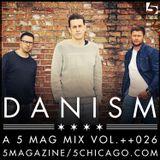 Danism: A 5 Mag Mix #26