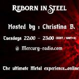 Reborn In Steel - By Christina B . - SE02 - #22 - 13-3-2018