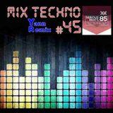 Mix Techno #45 (Serious Beats vol.85 - 2016)