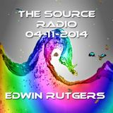 The Source Radio Edwin Rutgers 04-11-2014