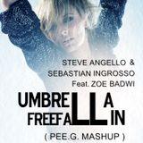 Steve Angello & Sebastian Ingrosso feat. Zoe Badwi - Umbrella Freefallin ( PEE G 2k13 Mashup )
