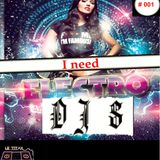 I need electro # 001 by Dj S