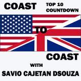 The Savio Cajetan DSouza Coast to Coast Top 10 Countdown