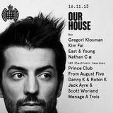 Gregori Klosman - Live @ Ministry Of Sound London (UK) 2013.11.16.