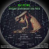 """der. x dj fumi 20years anniversary asia tour"" May 16_1, 2015"