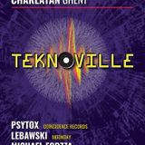 Live at Teknoville - Charlatan Gent 12/01/2019