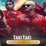 DJ Joel - Mix Octubre (Taki Taki)