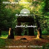 Mike Solus presents Soulful Sundayz @ PRLlive.com 19.11.17