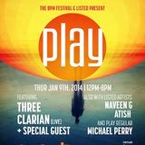 Michael Perry - Listed Presents Play @BPM 2014
