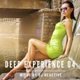 Deep Experience 04 (Mixed by Dj Reactive)