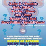 GUESS WHO!  Mick Townsend - Josh Finley BrainStorm birthday Surprise 4-10-14