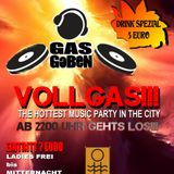 GAS GEBEN CREW presents the VOLLGAS!!! party OFFICIAL MIXTAPE mixed by DJ Romie Rome