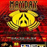 Miss Djax @ Mayday 94 Rave Olympia - Dortmund Westfalenhalle - 30.04.1994