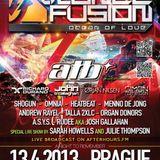 Omnia - Live @ TranceFusion 2013, Prague, Czech Republic (13.04.2013)