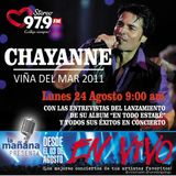 24-08-15 - #LaMañanaPresenta #ENVIVO - #Chayanne #ViñaDelMar2011