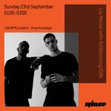 The Lily Mercer Show | Rinse FM | September 23rd 2018 |AUDIOcomingSOON