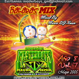 Año 8 Vol 7 Baladas Mix by Mauro DJ