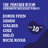 GALBIS - Live in The Panther Room at OUTPUT Brooklyn 10.10.18