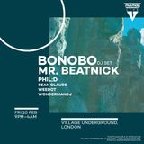 Phil:D live warm-up set for Bonobo @ Mixmag Live Feb 10th 2017 11-midnight :)