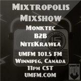 Monktec B2B Nitekrawla UMFM