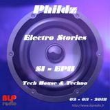 Electro Stories S1-EP11-20180302 (Tech House & Techno)