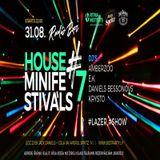 Dj AmberZoo Live set in ''House MiniFestival '' #7  Radiobar,Riga,Latvia