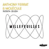 Automne Tremens a mixtape by Molecule