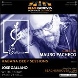 SESSION BEACHGROOVE 22 NOVEMBER 2017 BY MAURO PACHECO