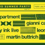 Leon @ Eden Ibiza, Mid Summer Party, July 16th 2019