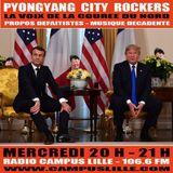평양 City Rockers #139 - Musique Pour Gréviculteurs (04-12-2019)