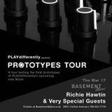 Chris Liebing @ Prototypes Tour Basement Miami 17.03.2016