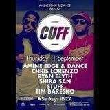 2014.09.11 - Tim Baresko @ CUFF - Sankeys, Ibiza, SP